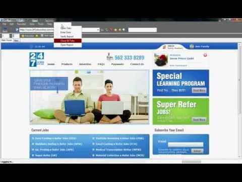 247 jobs online software