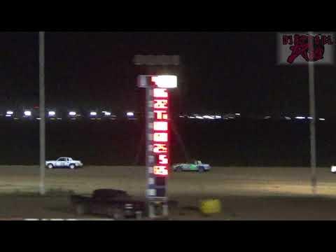 Salina Speedway - 7-27-18 - Busch Light Hobbystock A Feature