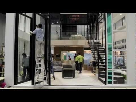 The Making of Urban Loft @ HOMEDEC 2012