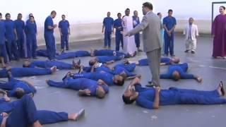 ADUD nos presídios em Marataízes - Espirito Santo 08/03/12