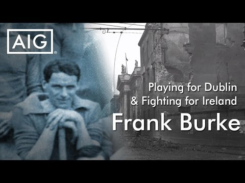 Frank Burke - Playing For Dublin & Fighting For Ireland | AIG Ireland
