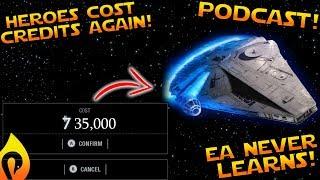 EA Locks New Heroes Behind A Credit Pay Wall AGAIN!