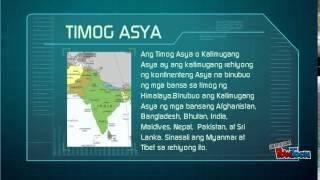 Mga Likas Na Yaman Ng Asya