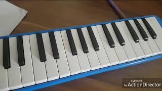 Çok çalışkan olmalıyız melodika
