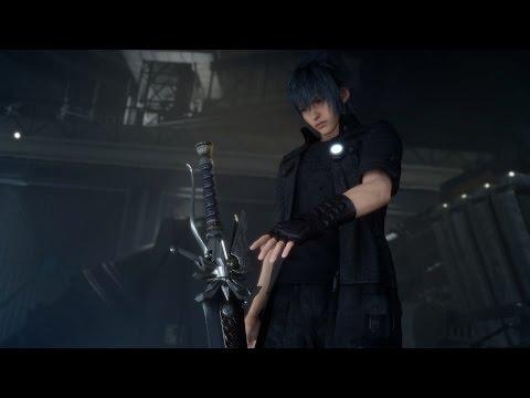 Square Enix показала новые трейлеры FF XV и World of Final Fantasy