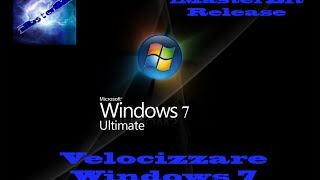 Velocizzare Windows 7 AL MASSIMO in pochi passi!!!