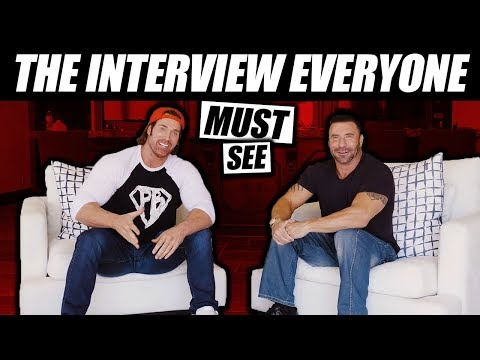 The Story Behind The Superhero | ED Mylett - Mike O'Hearn Interview