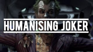 The TRAGEDY of Joker in the Batman Arkham Games   Screen Smart