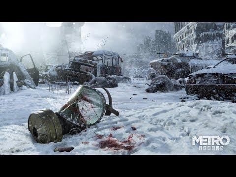 Прохождение Metro Exodus. Часть 3.