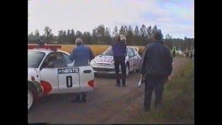WRC Rally Finland 2000 SS19 Ehikki