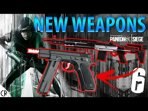 NEW WEAPONS - Dokkaebi Meaning Gadget Hint? - White Noise - Tom Clancy's Rainbow Six Siege - R6