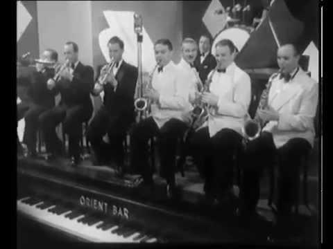 Adina Mandlová e Oldrich Nový, 1939.