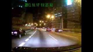 觀塘至大欖隧道 Kwun Tong to Tai Lam Tunnel 20131017