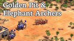 Golden Pit & Elephant Archers