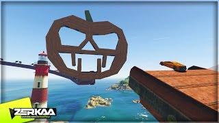 JUMPING THROUGH PUMPKINS | GTA 5 Funny Moments | E676 (GTA 5 PS4)