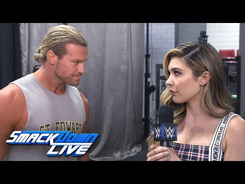 Dolph Ziggler finds out about the WWE Title Match at Extreme Rules: WWE Exclusive, June 25, 2019