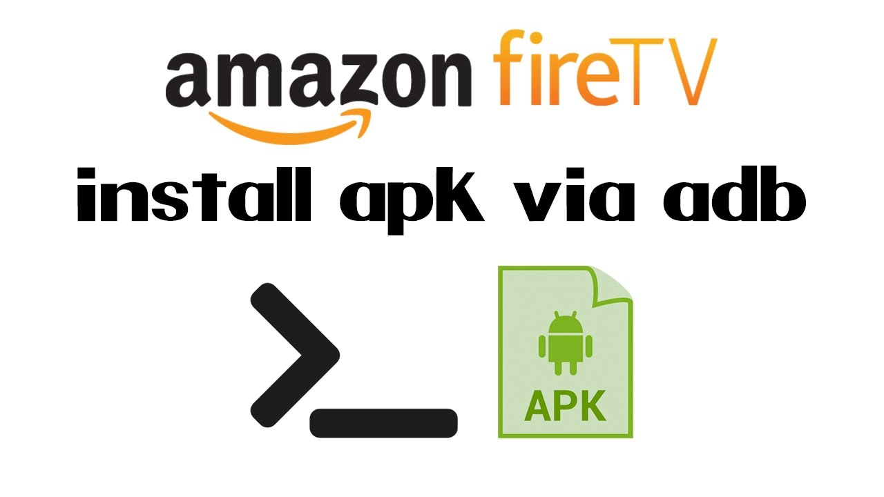 How To Install Any APK File Via ADB | Amazon Fire TV Stick