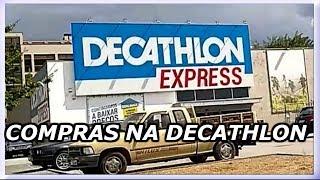 COMPRAS NA DECATHLON VILA REAL - PORTUGAL