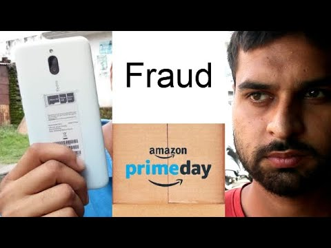 Amazon Frauds During Sale