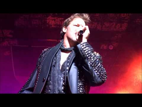Fozzy - Judas (live in St. Louis on  5/25/2017)  Judas Rising Tour 2017