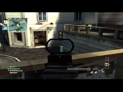 Call Of Duty Modern Warfare 3 Wii Gameplay Live Commentary Youtube