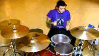 Fall Out Boy - Where Is Your Boy Tonight (Tom Drum Cover)