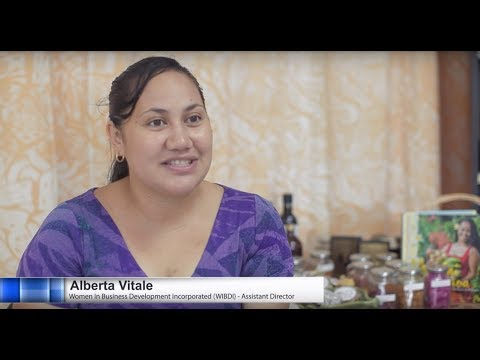 Samoa Trade Sector Support Programme