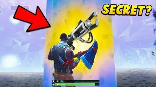 I Broke The SECRET ITEM At The Fortnite VAULT Event.. (Fortnite Battle Royale)
