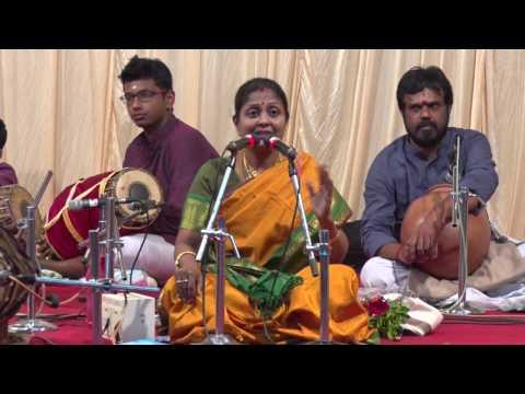 Priyadarshini Varadarajan - Mayil Vaahana - Music Festival-2016, Day 1