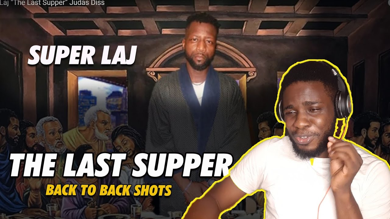 Download Super Laj - The last supper ( Judas Rapknowledge Diss) / A heavy reply to Judas.