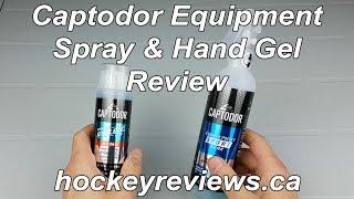 Captodor Sports Gear Odor Destroyer Review