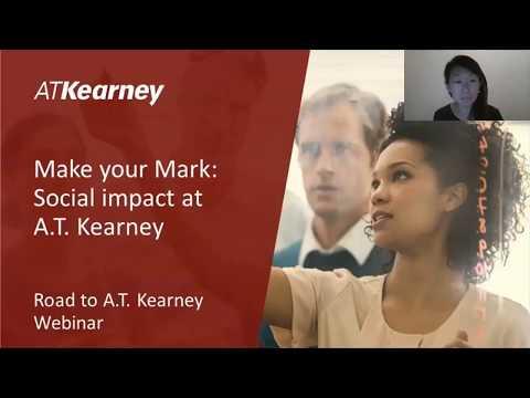 Social Impact At Kearney