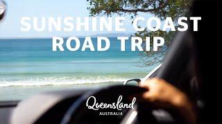 Must-do road trip on the Sunshine Coast