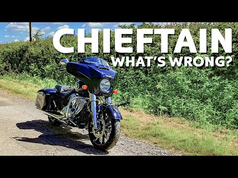 What's Wrong With Indian's Chieftain Limited? | Moto Review | S5E23