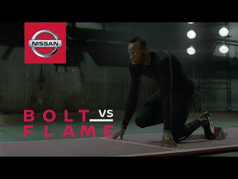 Nissan | Bolt Vs Flame - Win