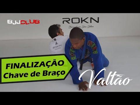 Contra ataque da Chave de Panturrilha com Valtão - Jiu Jitsu - BJJCLUB