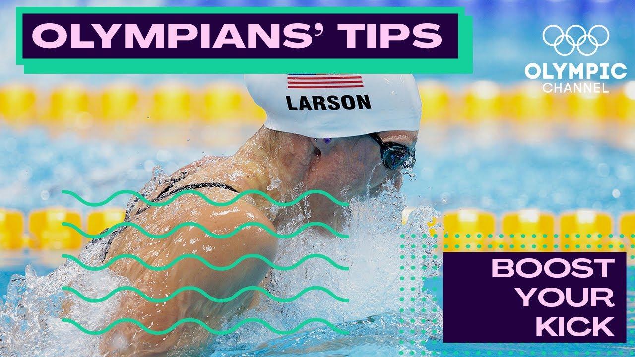 Improve your Breaststroke Technique feat. Breeja Larson | Olympians' Tips