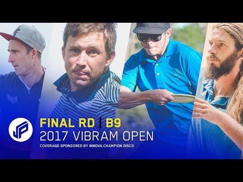 2017 Vibram Open   Final Round, Back 9   Wysocki, Barsby, Sexton, Conrad