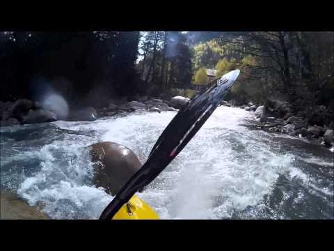 Kayak Dora Baltea