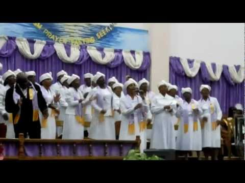Apostolic Ark Mass Choir, His truth is marching on, Convention 2012