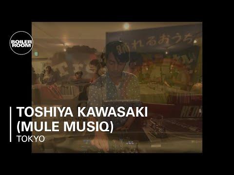 Toshiya Kawasaki (Mule Musiq) Boiler Room Tokyo DJ Set