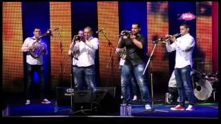 Trubaci Dejana Lazarevic 2015 Guca-koncert