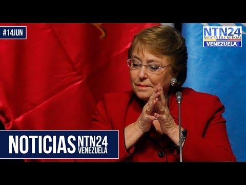 Noticias NTN24ve #14Jun