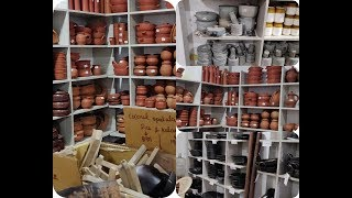 Iron, Cast iron,Soapstone, Clay Cookware Shopping in Chennai/Traditional Cookware Shopping