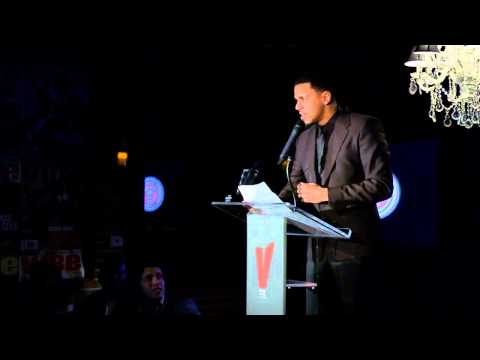 J. Cole Makes Nas Proud Again With VIBE Impact Awards Speech