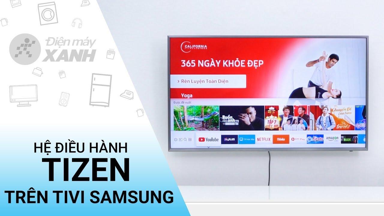 Smart Tivi Samsung 4K 50 inch UA50NU7090