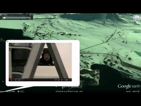 Ocean Acidification in Google Earth Tour at High CO2 Conference