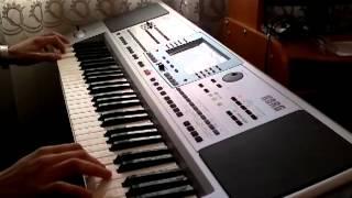 Rustem Ozan - Azerbaycan sintezator oyunlar - Korg pa 50 sd