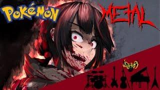 Battle! Lorekeeper Zinnia 【Intense Symphonic Metal Cover】