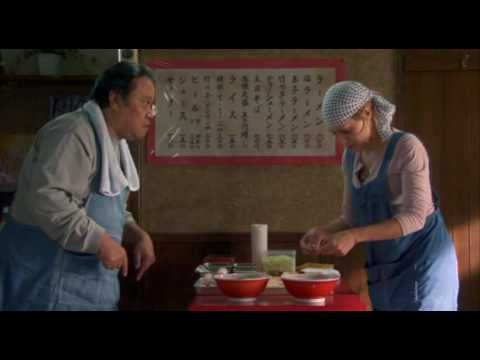 "Brittany Murphy, ""The Ramen Girl"", Best Scene"